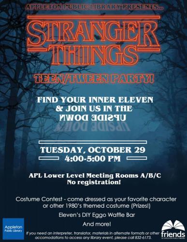 APL Stranger Things